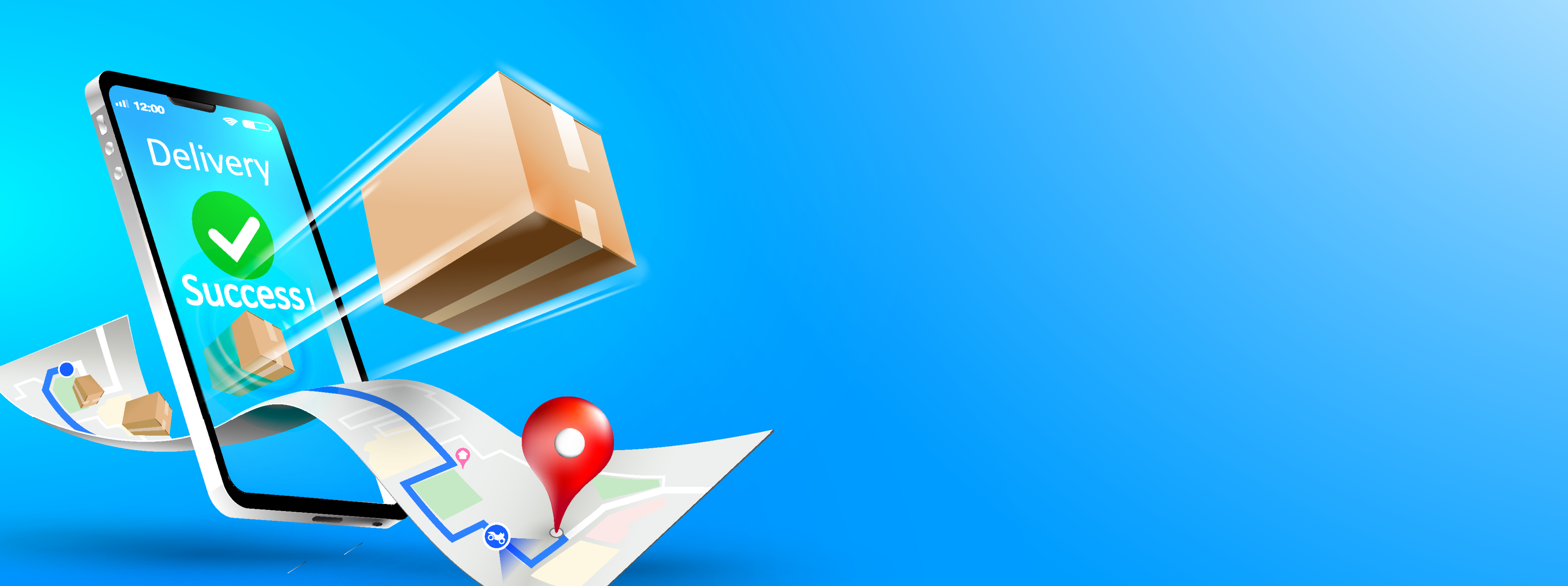 delivery sector_indigitall
